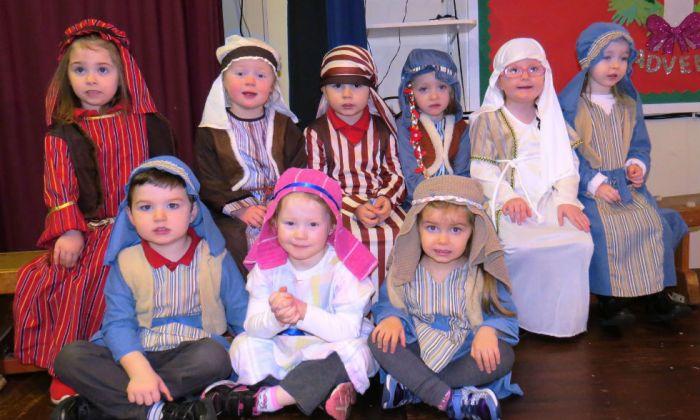 Image result for Primary School nativity shepherd